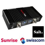 Répéteur GSM Rosenfelt RF 10B-ED compatible Swisscom Sunrise et Salt
